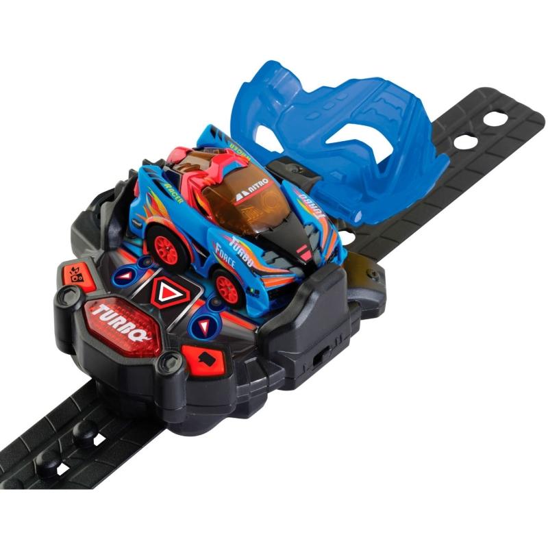 VTech Turbo Force Racer - Blauw