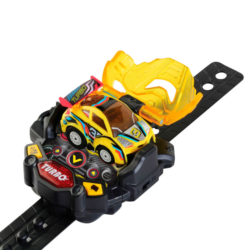 VTech Turbo Force Racer - Geel