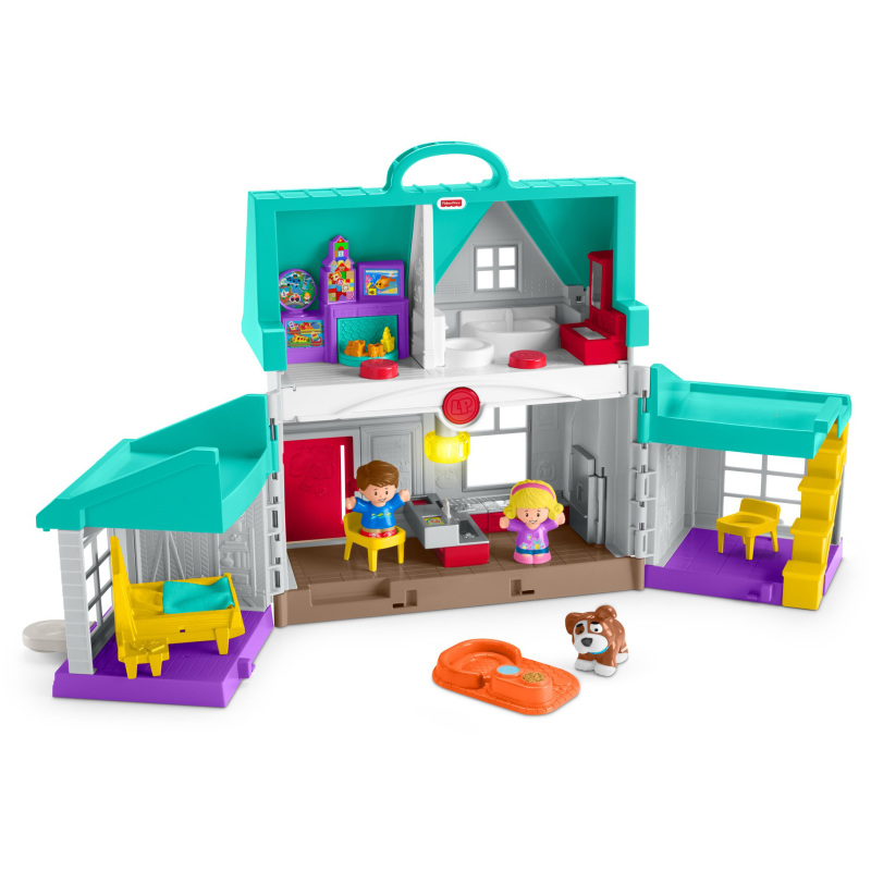 Little People Handige Helpers Huis