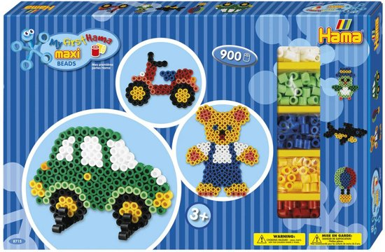Hama Giftbox 900 Maxi Strijkkralen