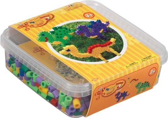 Hama Dino Box 600 Maxi Strijkkralen