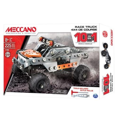 Meccano Race Truck (10in1)