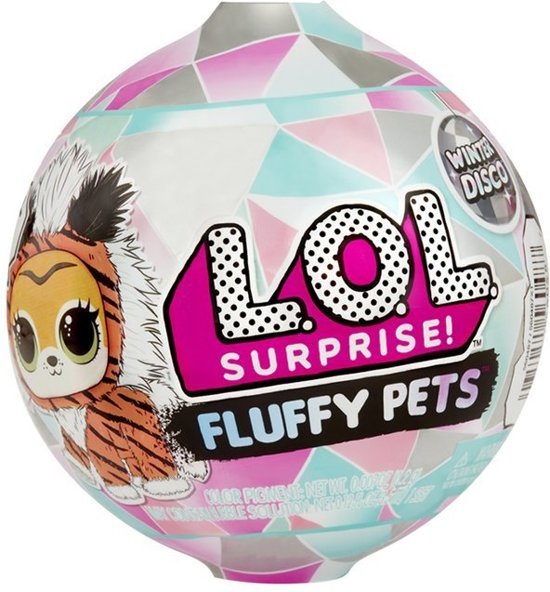 L.O.L. Surprise! L.O.L. Surprise Bal Fluffy Pets - Winter Disco Series A
