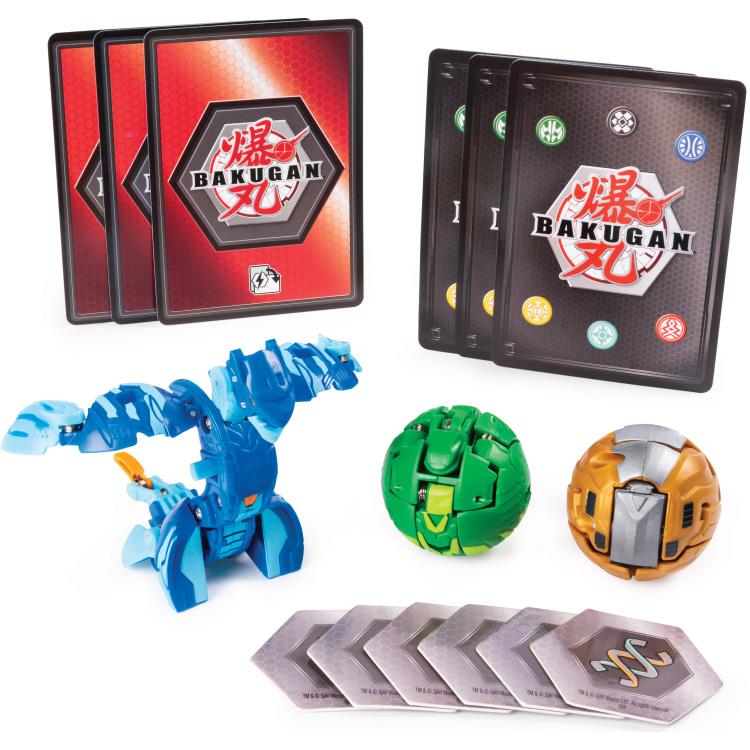 Bakugan Starter Pack 3 Pack - Serpenteze