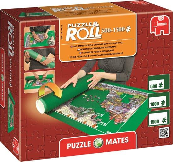 Jumbo Puzzle Mates - Puzzle & Roll 500-1500
