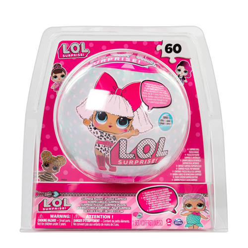 L.O.L. Surprise! Puzzle in Ball