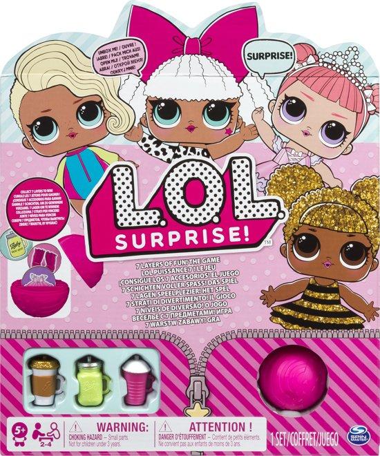 L.O.L. Surprise! L.O.L. Surprise Bordspel