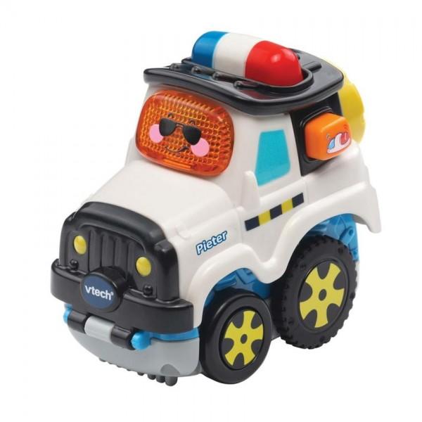 VTech Toet Toet Auto's - Pieter Politie