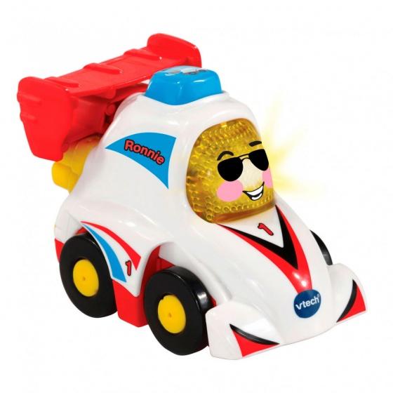 VTech Toet Toet Auto's - Ronnie Raceauto