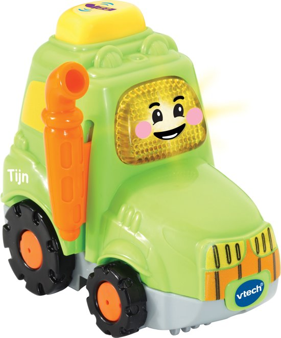 VTech Toet Toet Auto's - Tijn Traktor