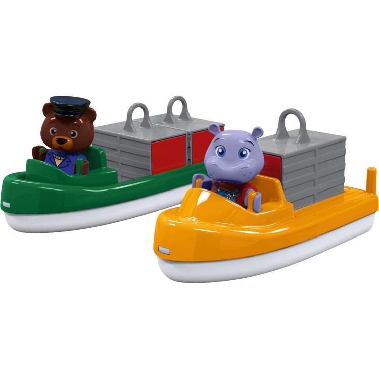 Aquaplay Container- & Transportboot