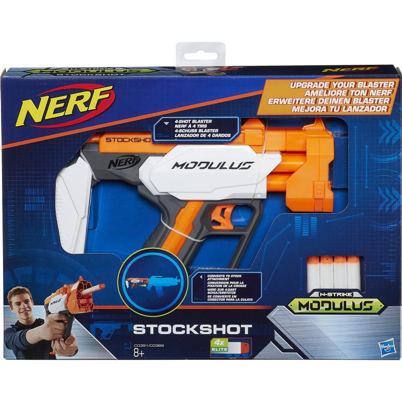 Nerf N-Strike Modulus Stockshot