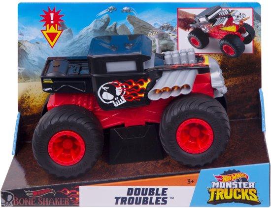 Hot Wheels Transformerende Monster Truck - Bone Shaker