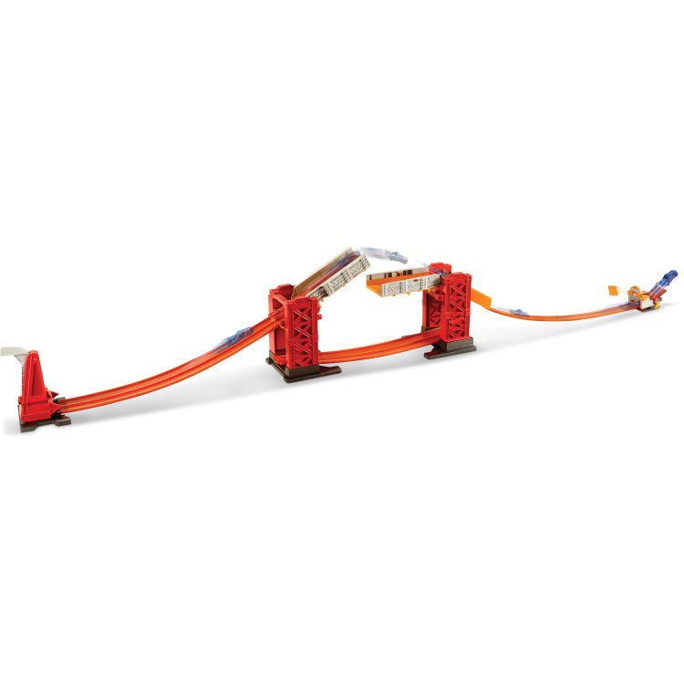 Hot Wheels Track Builder Stuntbrug
