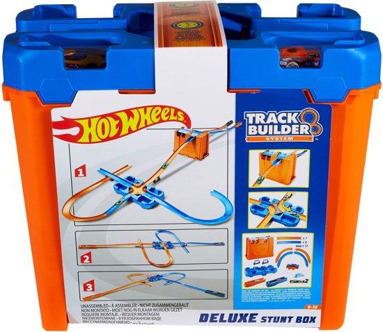 Hot Wheels HW Track Builder Luxe Stuntbox