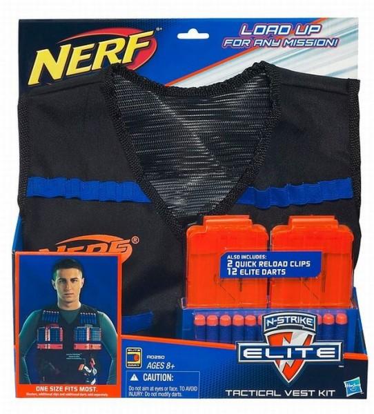 Nerf N-Stike Elite Tactival Vest set