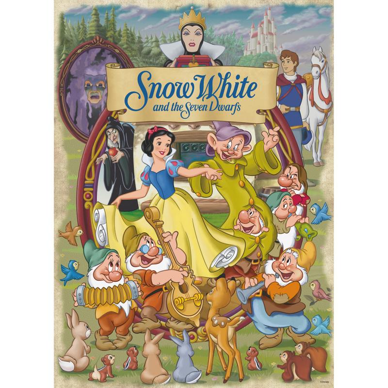 Disney - Sneeuwwitje puzzel