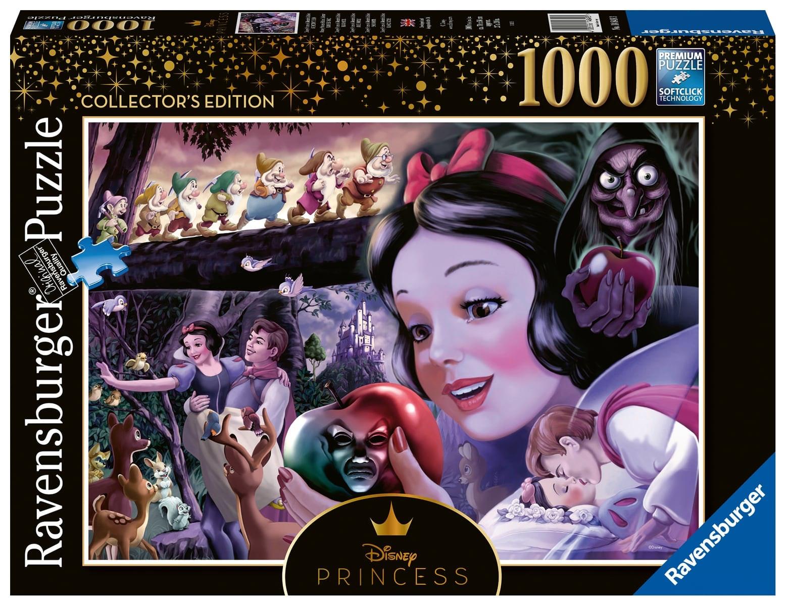 Ravensburger puzzel Sneeuwwitje 1000 stukjes