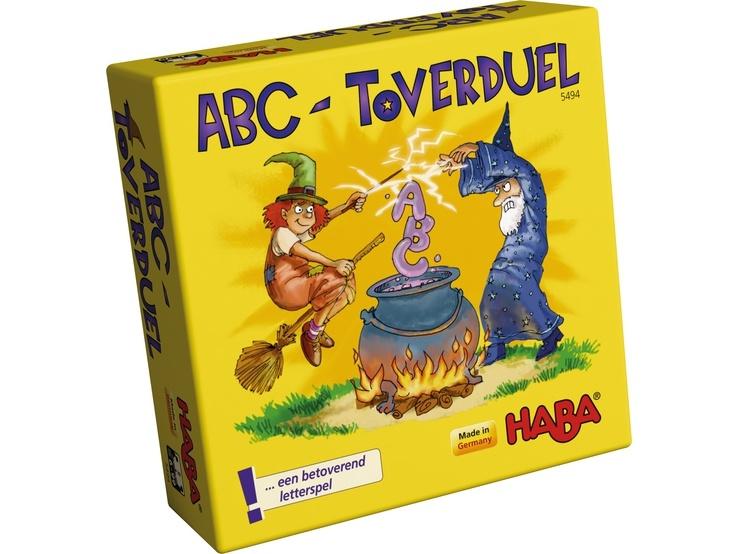 Haba ABC Toverduel reisspel