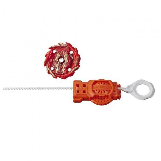Beyblade starterpack Hypersphere Burst junior rood