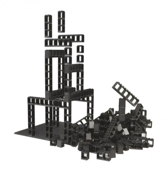 Hubelino Pi Knikkerbaan Constructie elementen