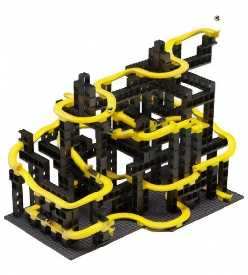 Hubelino Pi Knikkerbaan XL (246 delig)