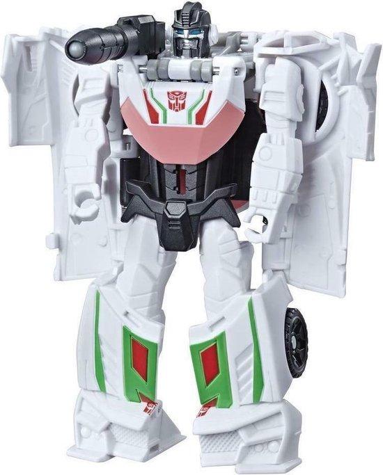 Transformers Cyberverse 1 Step Wheeljack