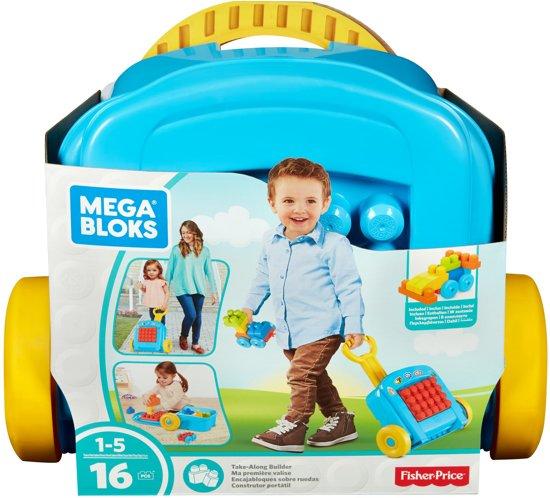 Mega Bloks  Meeneem Bouwer Bouwblokken