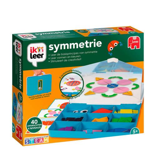 Ik Leer Jumbo Ik Leer Symmetrische vormen