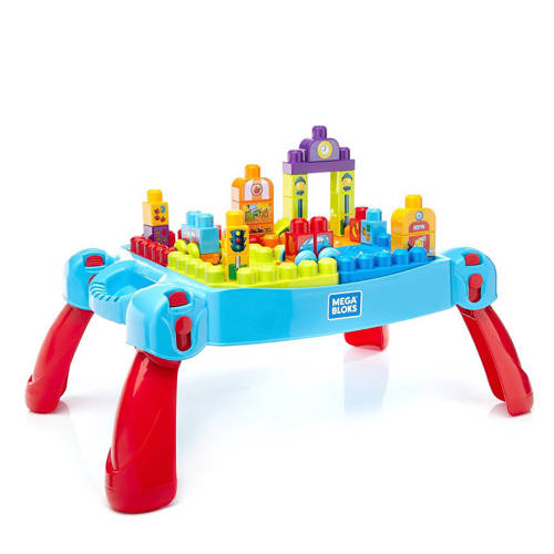 Mega Bloks Speel- en leertafel