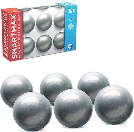 SmartMax Xtension Set - 6 Neutrale Ballen