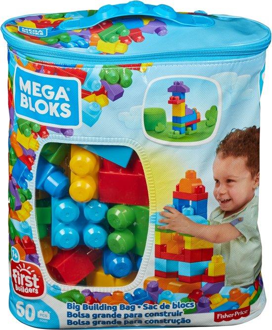 Mega Bloks First Builders 60 Maxi Blokken