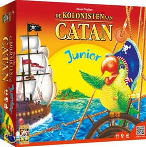 999 Games Catan Junior - Bordspel - 6+