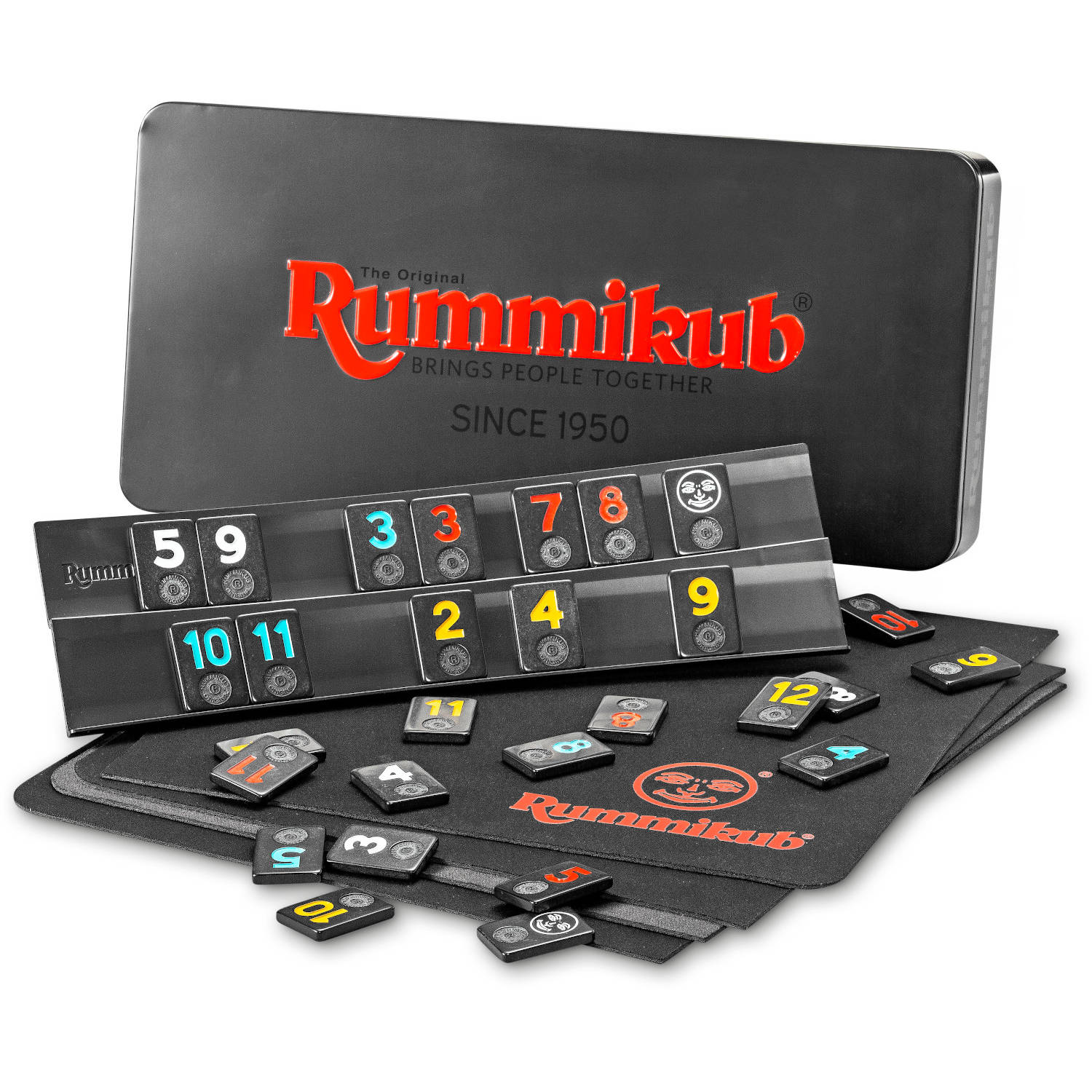 Goliath Rummikub Black - Limited Edition