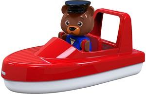 Aquaplay Speedboot met 1 poppetje (251)