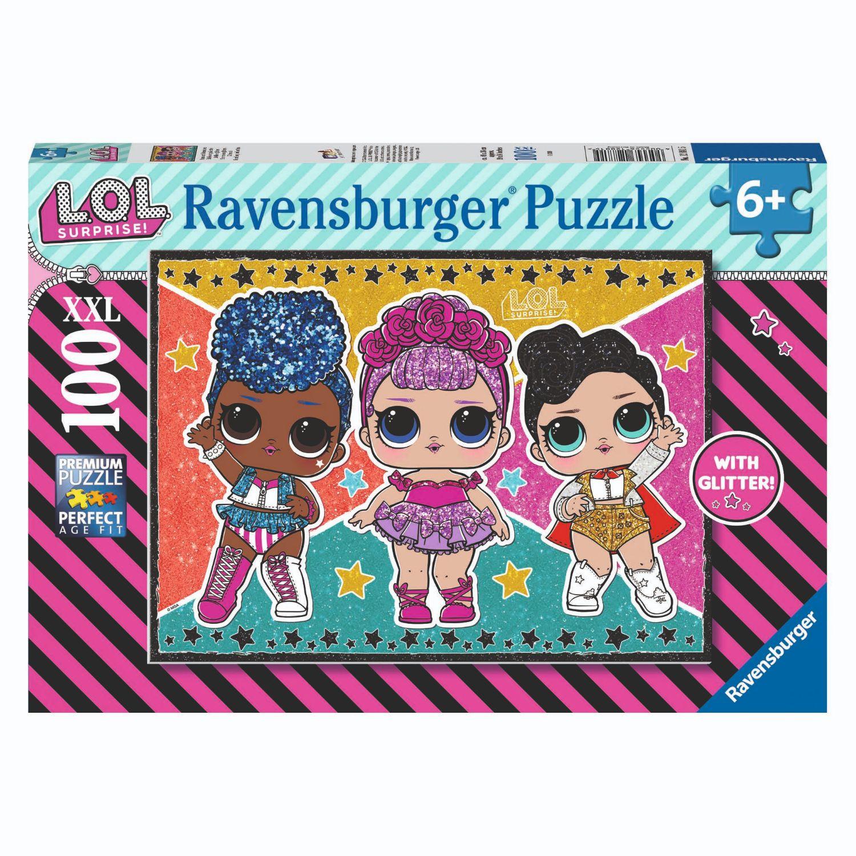 L.O.L. Surprise! Puzzel LOL Glitter 100 XXL