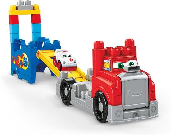 Mega Bloks First Builders Storytelling - Speelgoedtruck