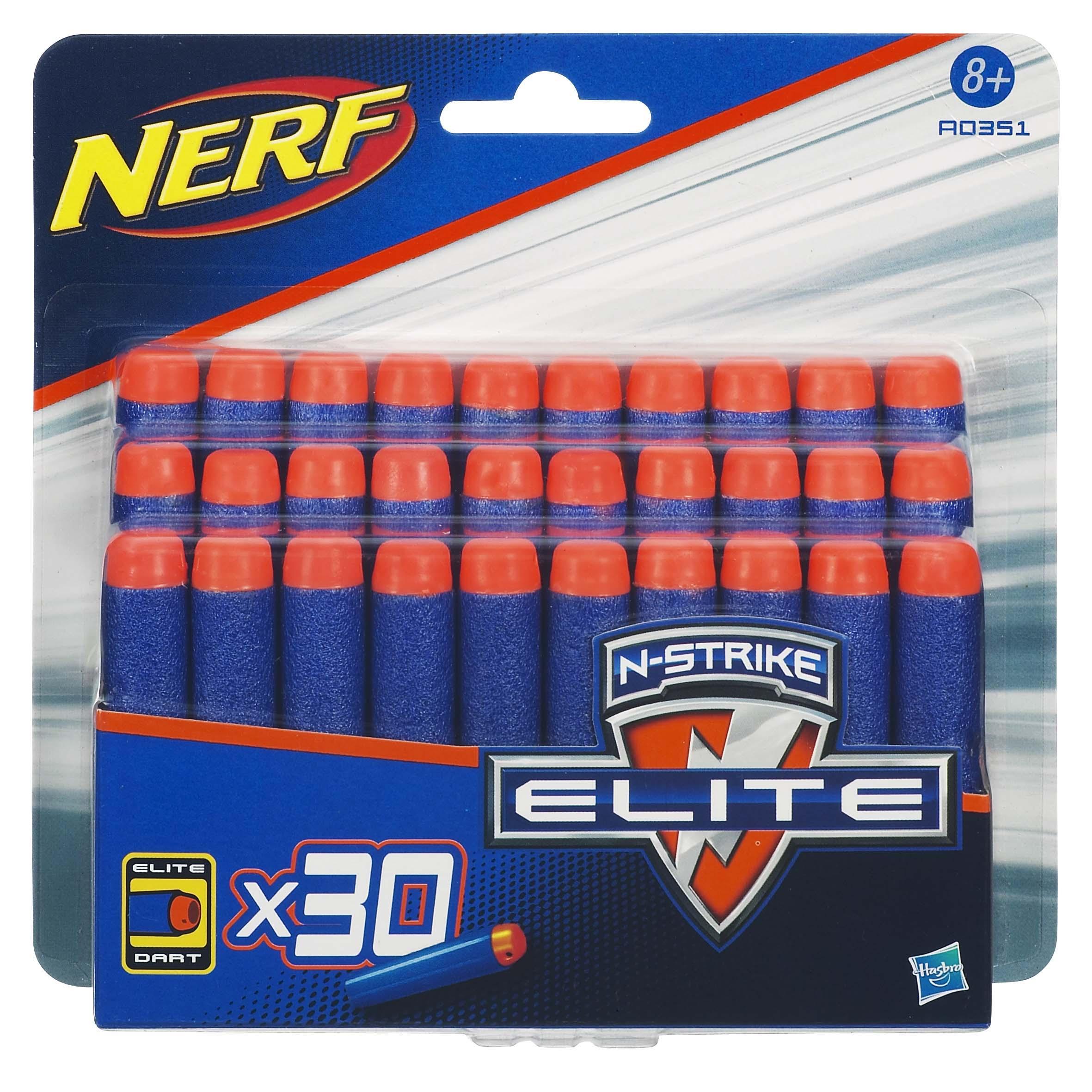 Hasbro Nerf N-Strike Elite Refills 30 Stuks