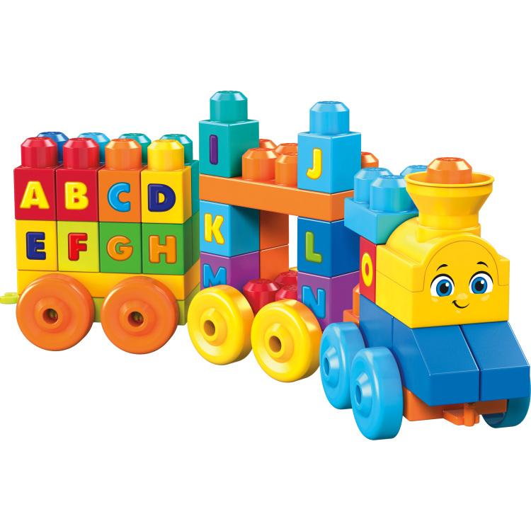Mega Bloks ABC Leren Trein