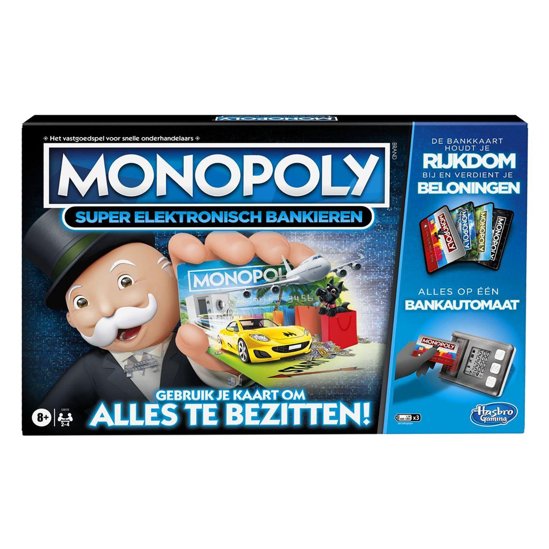 Monopoly Super Elektronisch Bankieren